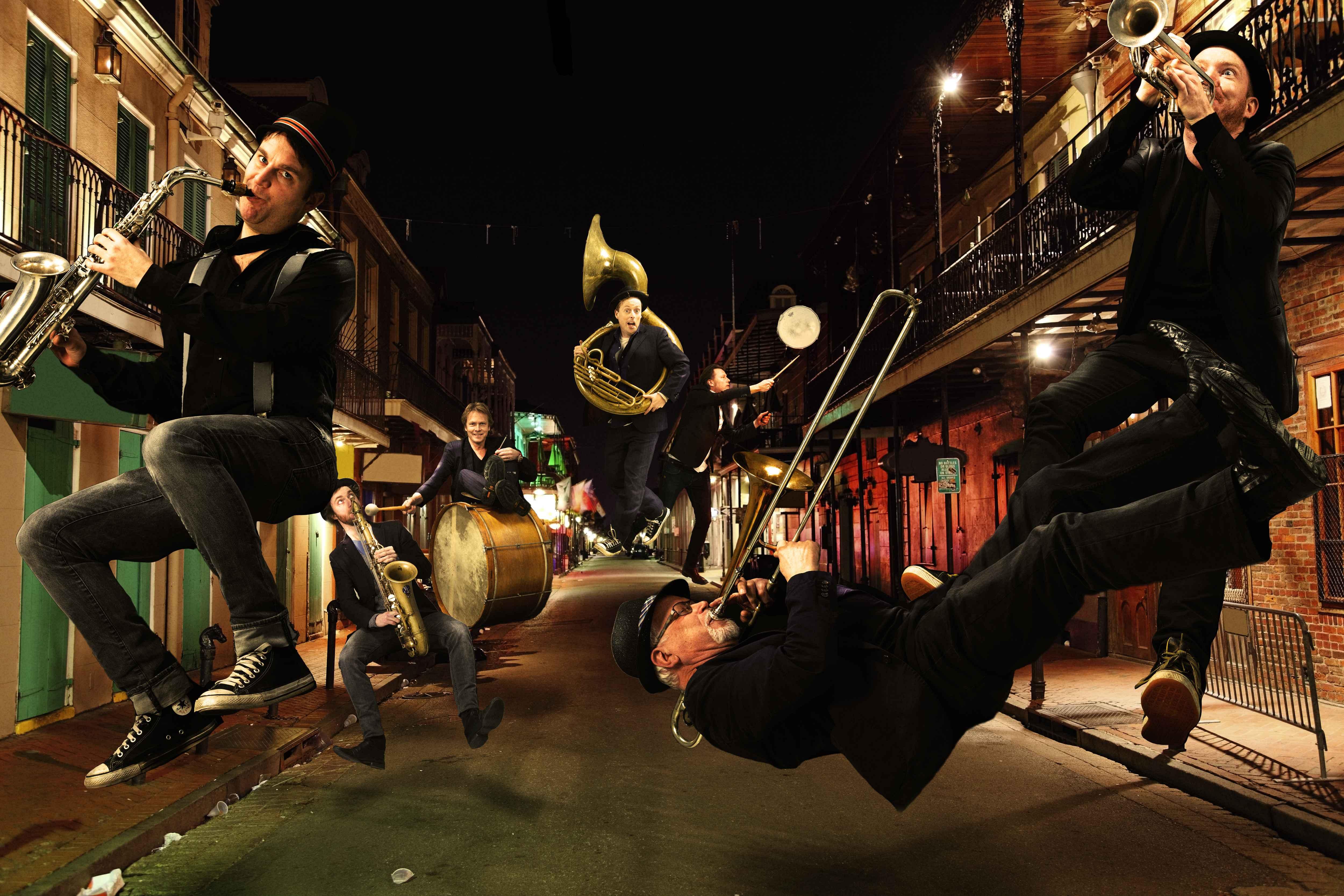 Tuesday Night Brass Band