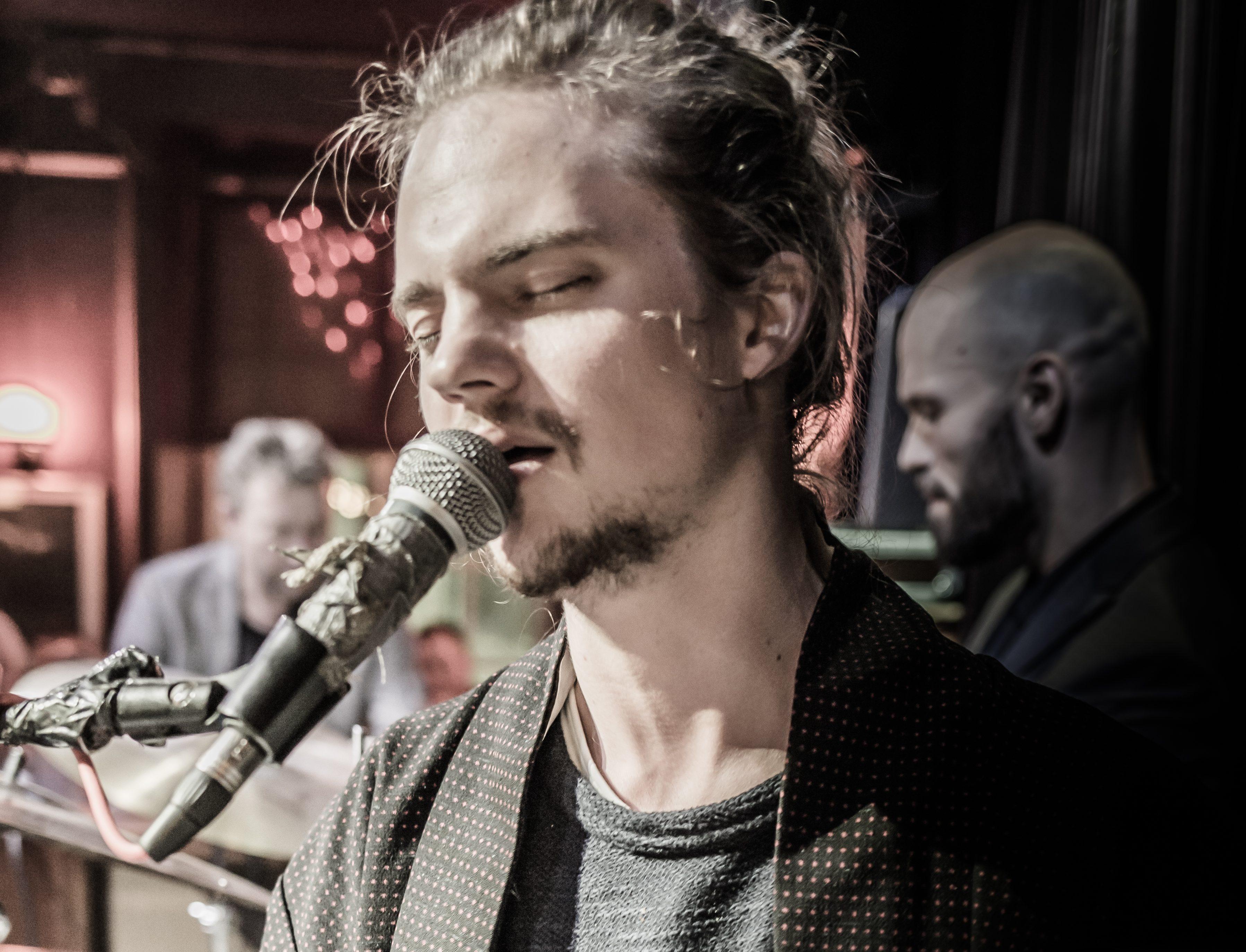The Copenhagen Soultrio feat. Daniel von Piekartz