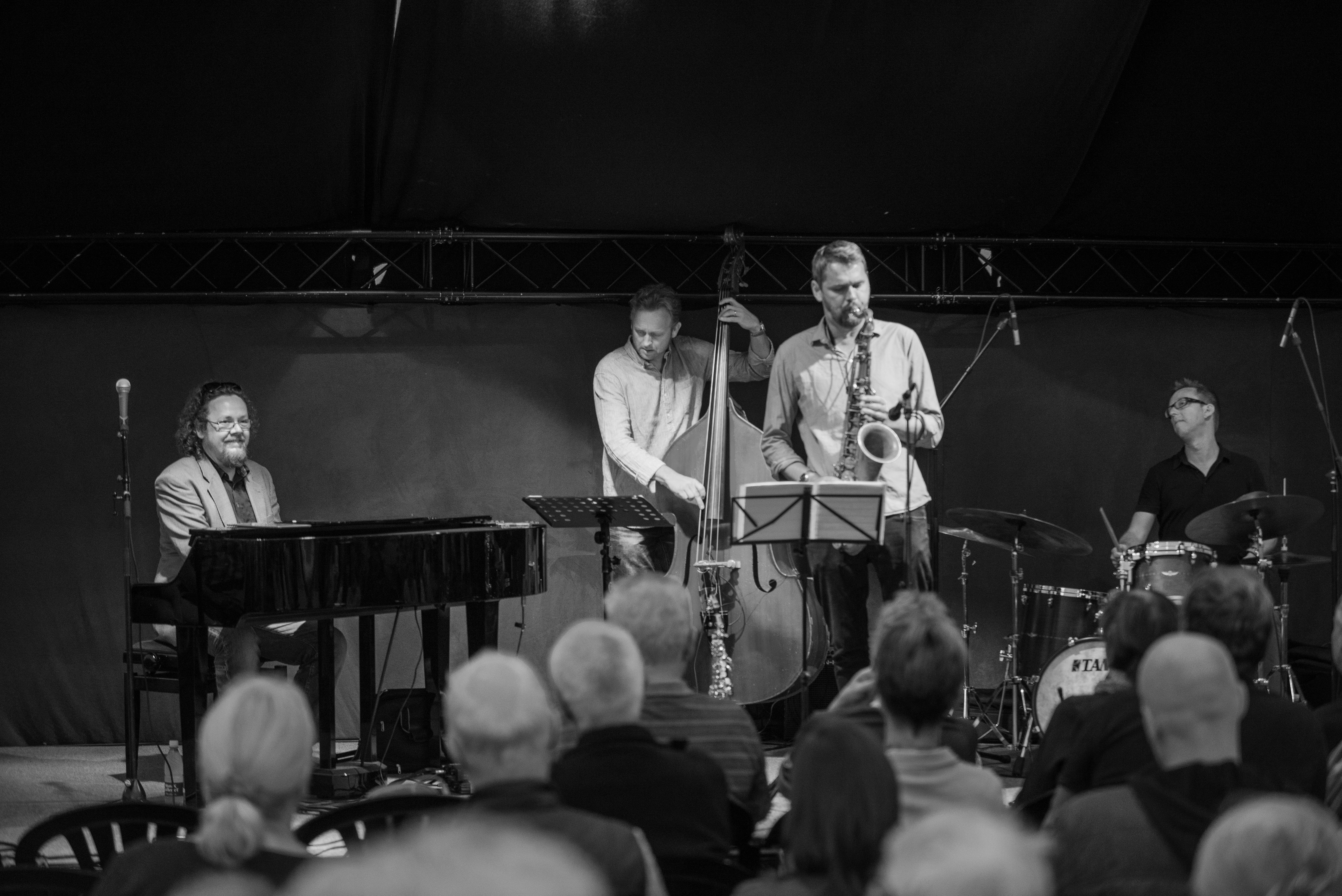 Martin Schack - Jazz på dansk