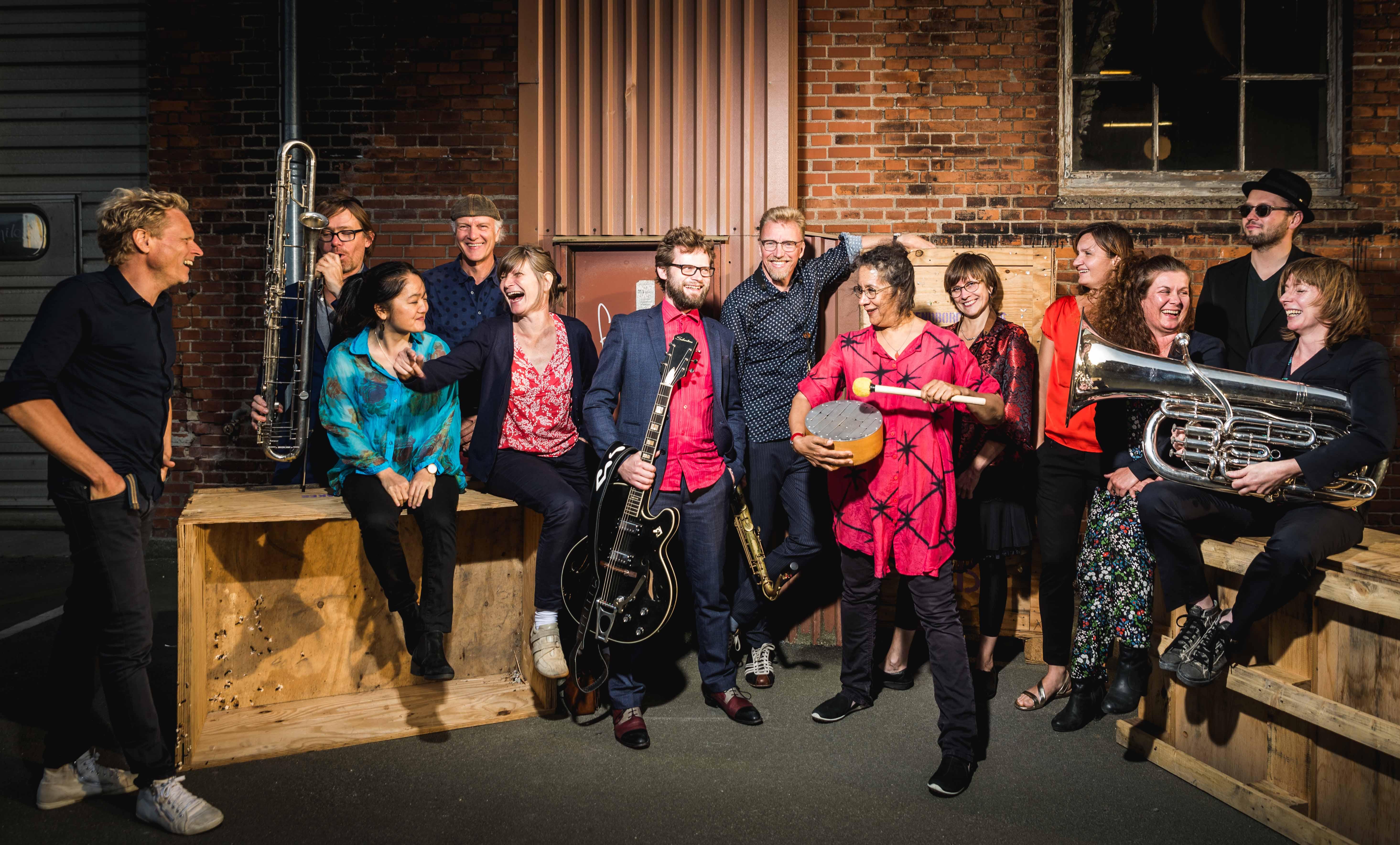 Maluba Orchestra