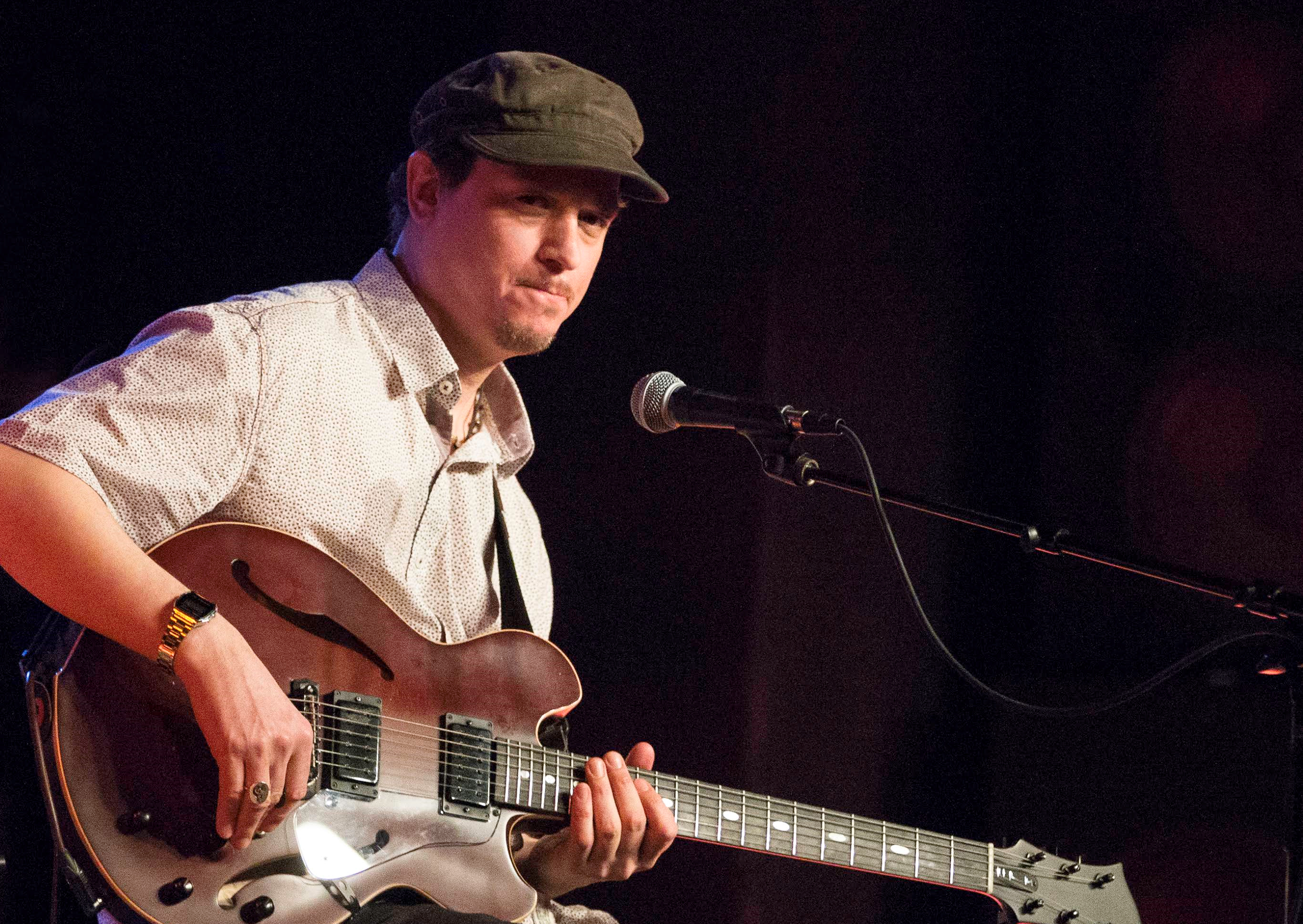 Kurt Rosenwinkel Standards Trio