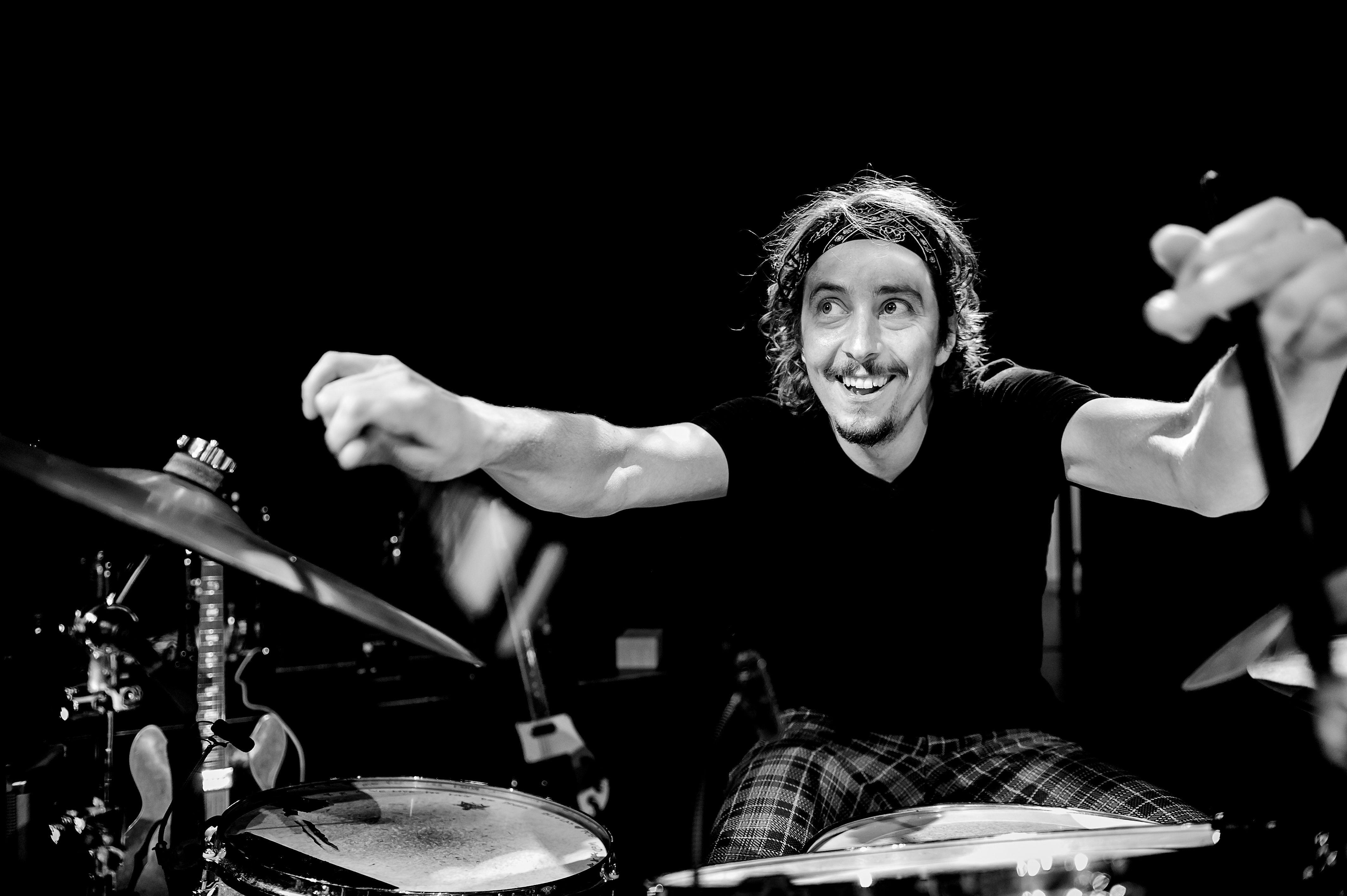 Jazz for Kids – Casper Mikkelsens jazztastiske trommerejse