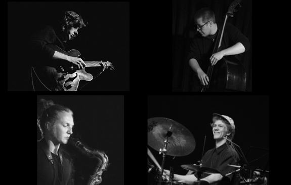 Frederik Gejl Kvartet - gratis forkoncert