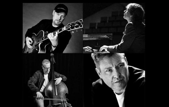 Flyttet -Jan Lundgren - Ulf Wakenius Quartet